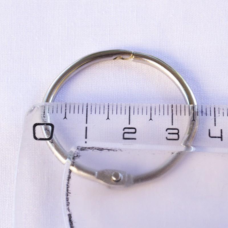Anneau brisé 3.5cm
