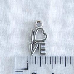 """Breloque """"LOVE"""" - lettres..."""