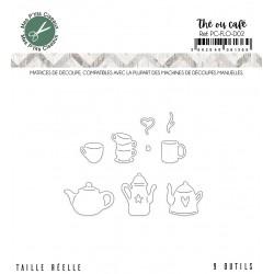 """Dies """"Thé ou café"""""""