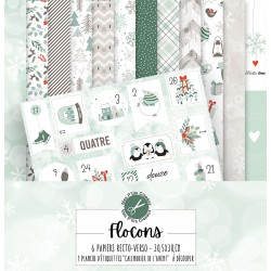 """Collection """"Flocons"""" + 1..."""